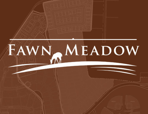 Streets Complete in Fawn Meadow at Gateway Village