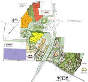 Gateway Village Master Site Plan