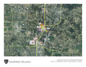 Retail Satellite and Aerial Images of Gateway Village PDF